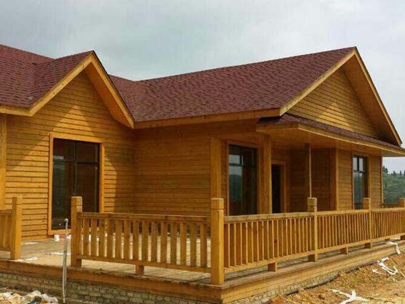 山东生态防腐木木屋
