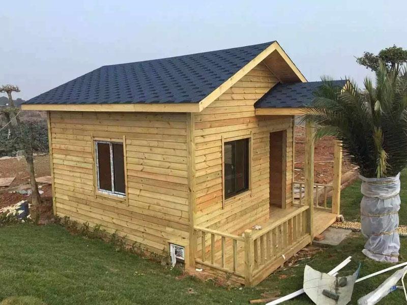 郊区防腐木木屋