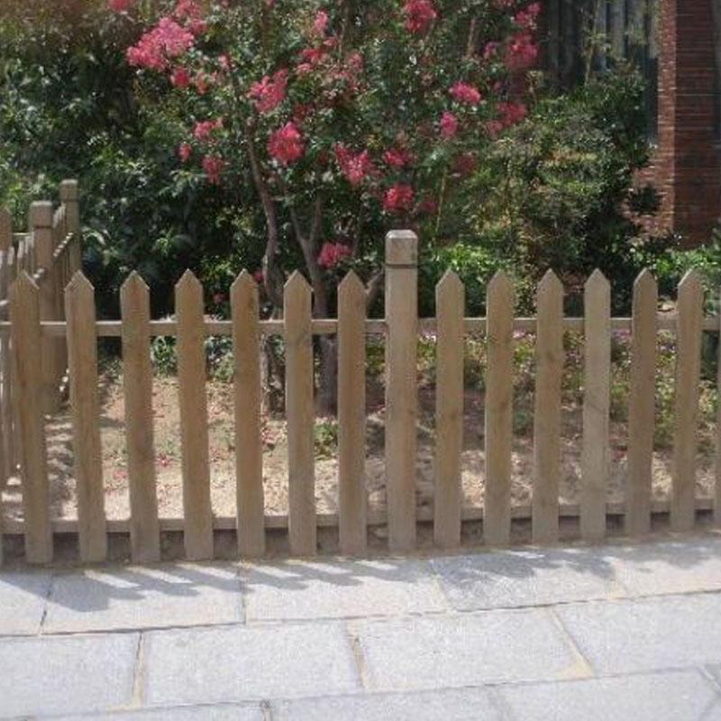 济南防腐木木柵栏